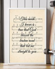 Rascal Flatts - Bless The Broken Road 11x17 Poster lifestyle-poster-4