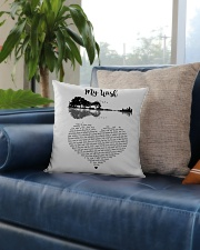 Available for a limited time only Square Pillowcase aos-pillow-square-front-lifestyle-02