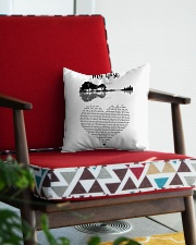 Available for a limited time only Square Pillowcase aos-pillow-square-front-lifestyle-09