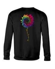 You Are My Sunshine Tie Dye Sunflower Crewneck Sweatshirt thumbnail