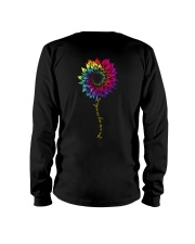 You Are My Sunshine Tie Dye Sunflower Long Sleeve Tee thumbnail