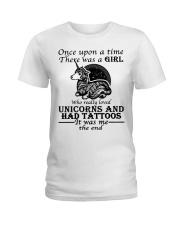 Limited Edition - Ending Soon Ladies T-Shirt thumbnail