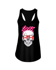 Limited Edition - Ending Soon Ladies Flowy Tank thumbnail