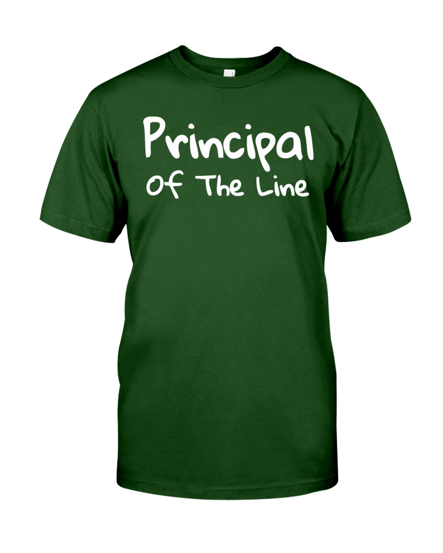 Principal of the Line Classic T-Shirt