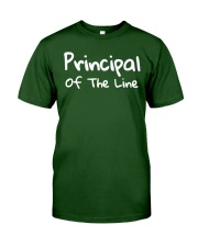 Principal of the Line Classic T-Shirt front