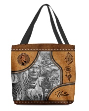 Proud Native Pride All-over Tote front