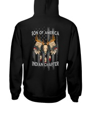 Son Of America Indian Chapter 2 Sides Hooded Sweatshirt tile