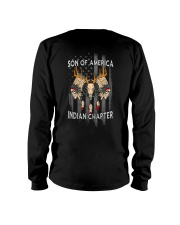 Son Of America Indian Chapter 2 Sides Long Sleeve Tee tile
