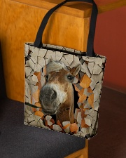 Peeking Funny Horse All-over Tote aos-all-over-tote-lifestyle-front-02