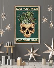 Succulent Lose Your Mind Find Your Soul  11x17 Poster lifestyle-holiday-poster-1