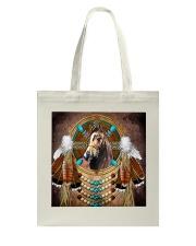 Horse Native  Tote Bag tile