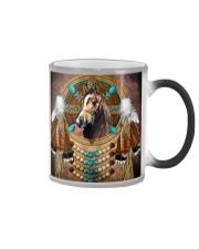 Horse Native  Color Changing Mug tile