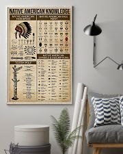 Native American Knowledge 11x17 Poster lifestyle-poster-1