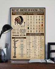 Native American Knowledge 11x17 Poster lifestyle-poster-2