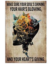 Skull Your Soul's Shining 11x17 Poster thumbnail