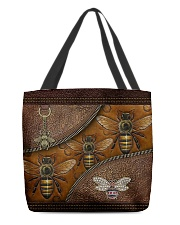 Love Bee Animal For Bee Lovers All-over Tote back