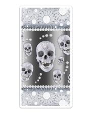 Skull - Silver Phonecase Sticker - Single (Vertical) thumbnail