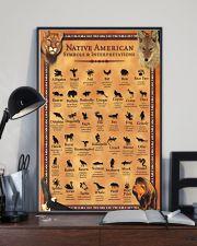 Native American - Symbols And Interpretations 11x17 Poster lifestyle-poster-2