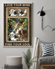 Hunting Lose Your Mind Find Your Soul 11x17 Poster lifestyle-poster-1