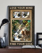 Hunting Lose Your Mind Find Your Soul 11x17 Poster lifestyle-poster-2