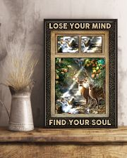 Hunting Lose Your Mind Find Your Soul 11x17 Poster lifestyle-poster-3
