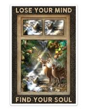Hunting Lose Your Mind Find Your Soul Sticker tile