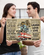 Truck Today Is Good Day 17x11 Poster poster-landscape-17x11-lifestyle-20