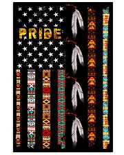 Pride Native Flag American Vertical Poster tile