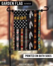 """Pride Native Flag American 11.5""""x17.5"""" Garden Flag aos-garden-flag-11-5-x-17-5-lifestyle-front-10"""