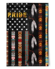 "Pride Native Flag American 11.5""x17.5"" Garden Flag front"