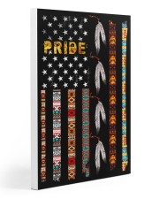 Pride Native Flag American Gallery Wrapped Canvas Prints tile