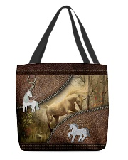 Magical Unicorn For Unicorn Lovers  All-over Tote front