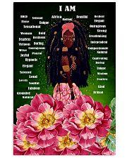 Black Girl Roses 11x17 Poster front