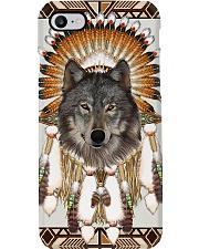 Wolf Native Phone Case Phone Case i-phone-8-case