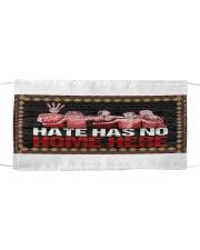 Yard Sign - Native - Hate Has No Home Here Cloth face mask thumbnail