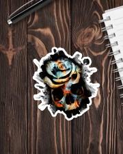 Skull Rose St Sticker - Single (Vertical) aos-sticker-single-vertical-lifestyle-front-05