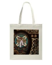 Native American Pride Mandala Pattern Tote Bag tile