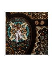 Native American Pride Mandala Pattern Sticker tile