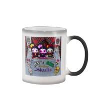 Just A Girl Who Loves Skull  Color Changing Mug thumbnail