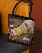 Cute Piggy All-over Tote aos-all-over-tote-lifestyle-front-02