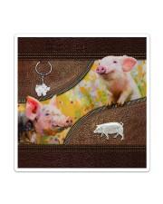 Cute Piggy Sticker - Single (Vertical) thumbnail