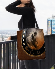 Beautiful Horse Animal For Horse Lovers All-over Tote aos-all-over-tote-lifestyle-front-05
