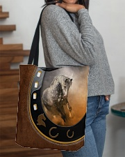 Beautiful Horse Animal For Horse Lovers All-over Tote aos-all-over-tote-lifestyle-front-09