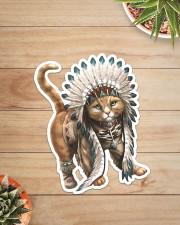 Native Cat Sticker - Single (Vertical) aos-sticker-single-vertical-lifestyle-front-07