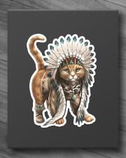 Native Cat Sticker - Single (Vertical) aos-sticker-single-vertical-lifestyle-front-10