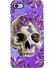 Crystal Skull  Phone Case i-phone-8-case