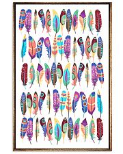 Native American Feather 11x17 Poster front
