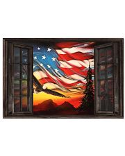 Eagle Proud American  17x11 Poster front