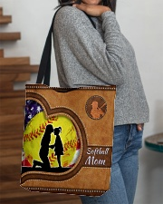 Softball mom loves you sport    All-over Tote aos-all-over-tote-lifestyle-front-09
