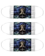 Skull Faith Cloth Face Mask - 3 Pack thumbnail